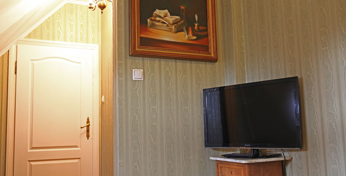 Pokój 1-osobowy w Dworze Anna Lublin