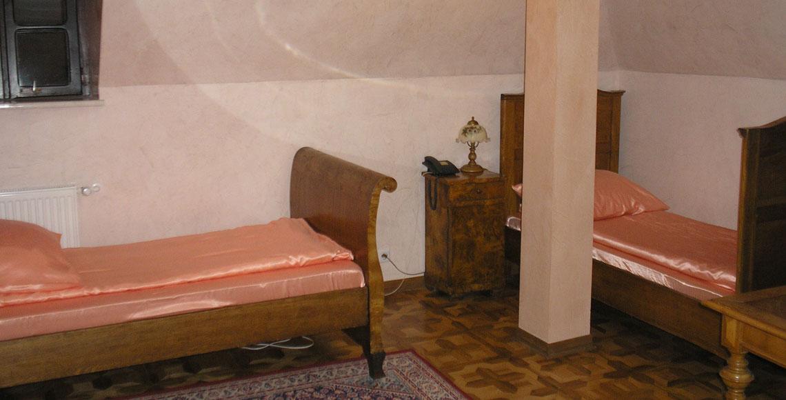 Pokój 2-osobowy TWIN w Dworze Anna Lublin