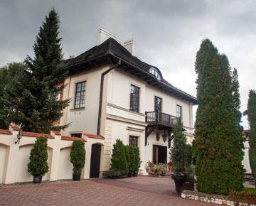 Dwór Anna w Lublinie
