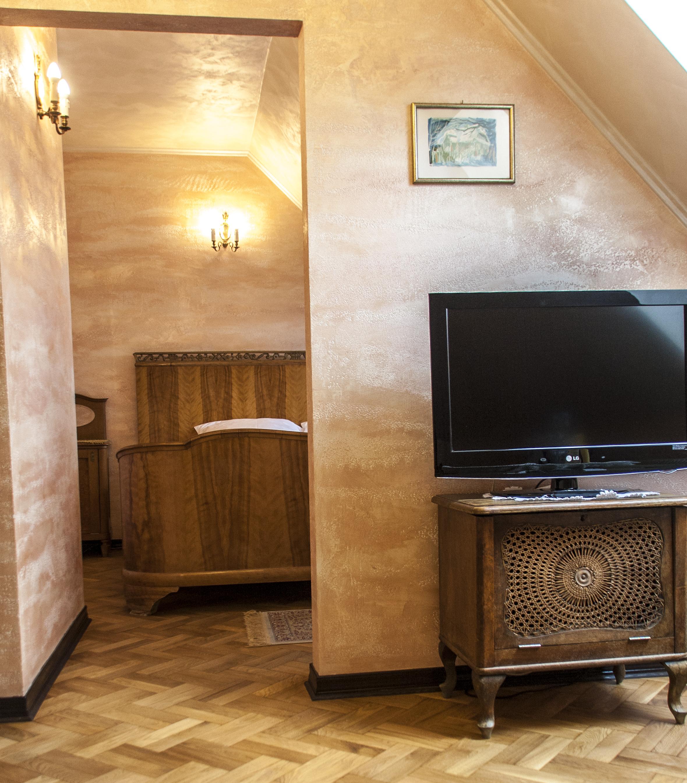 Apartament małżeński w Dworze Anna Lublin