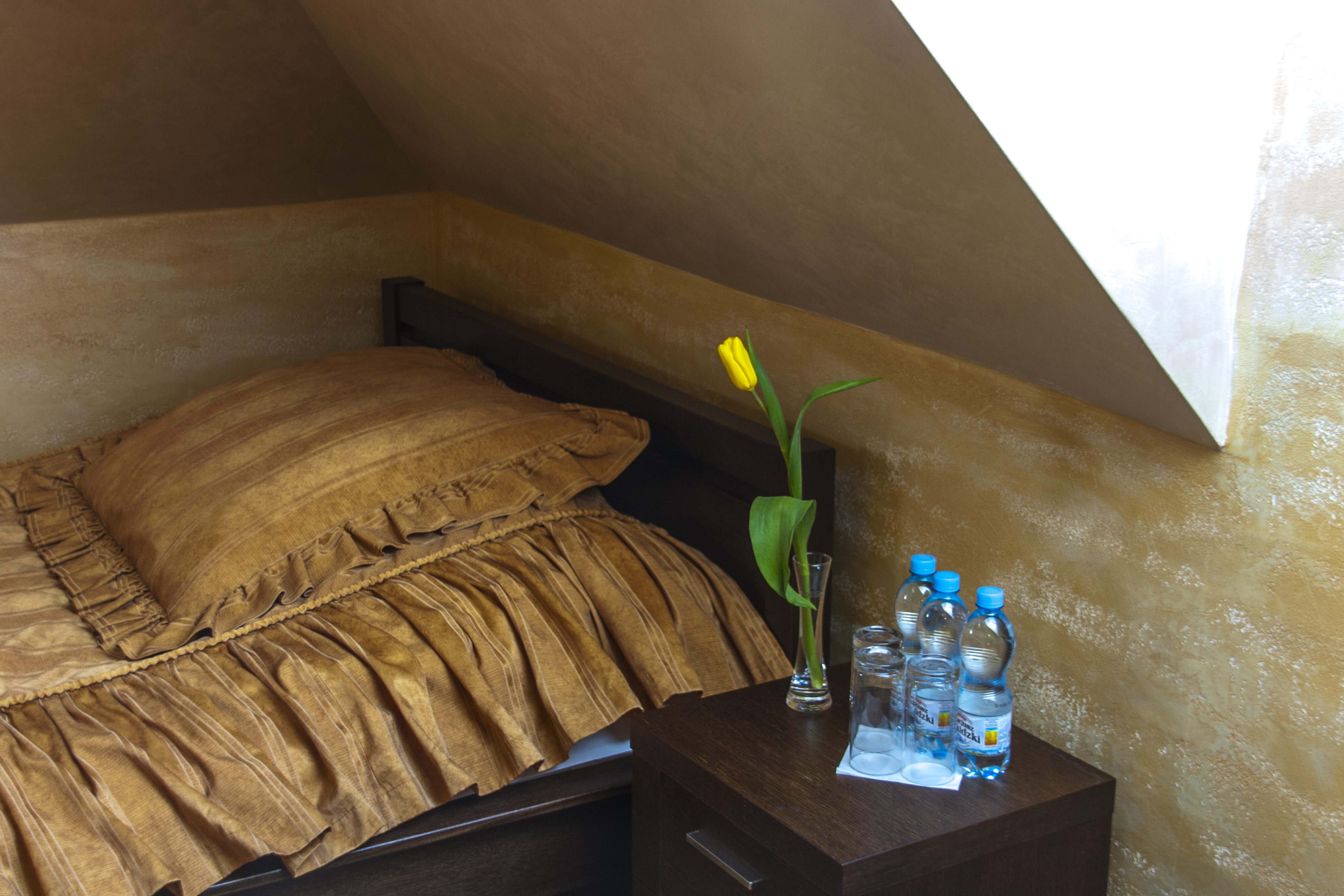 Pokoje hotelowe w Dworze Anna Lublin