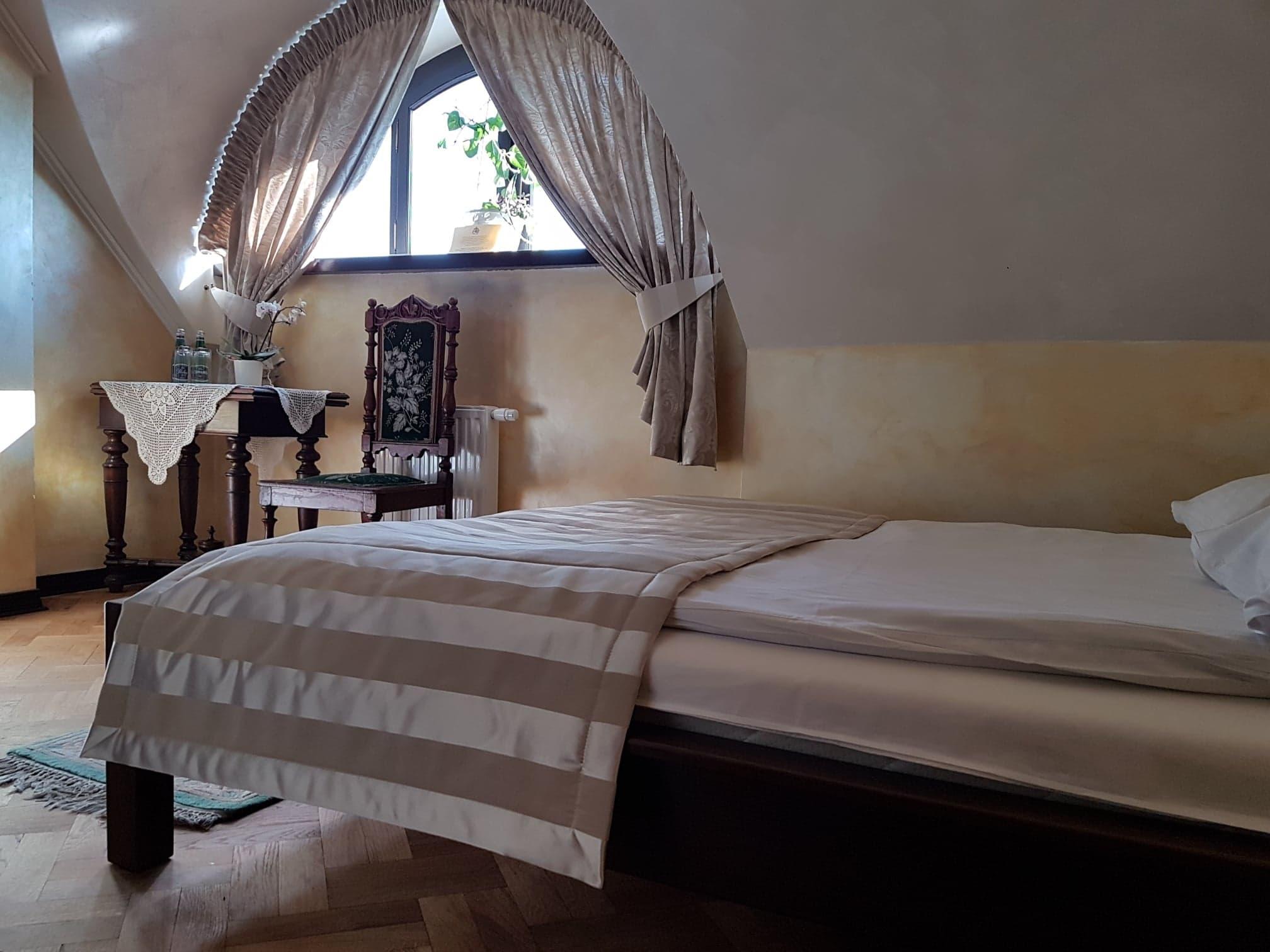 Pokój 2-osobowy DOUBLE w Dworze Anna Lublin